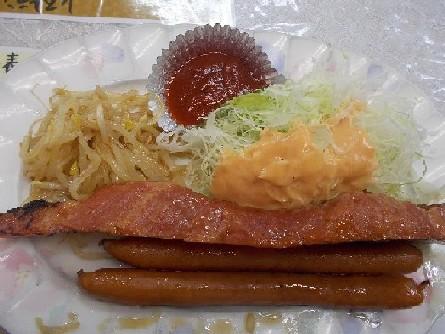 ベーコンステーキ(上から).JPG