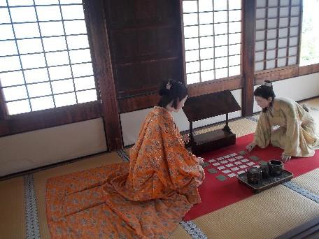 姫路城の生活風景.JPG